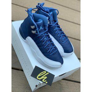 2020 Nike Air Jordan Retro XII 12 Indigo